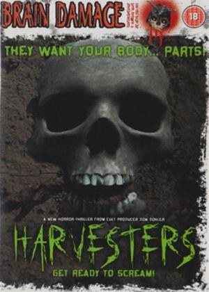 Rent Harvesters Online DVD Rental