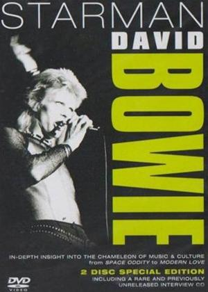 Rent David Bowie: Starman Online DVD Rental