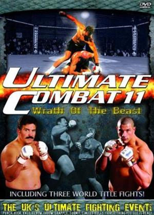 Ultimate Combat 11: Wrath/Beast Online DVD Rental