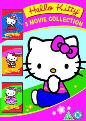 Rent Hello Kitty Triple Online DVD Rental