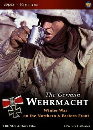 Rent The German Wehrmacht: Winter War on the Northern and Eastern Fronts Online DVD Rental