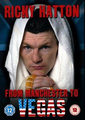 Ricky Hatton: From Manchester to Vegas Online DVD Rental