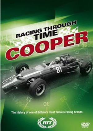Rent Racing Through Time: The Cooper Story Online DVD Rental