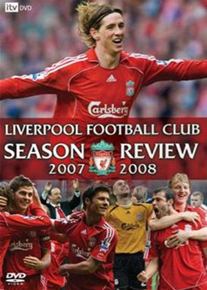 Liverpool: Season Review 2007/2008 Online DVD Rental