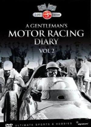Rent Gentlemen's Motor Racing Diary: Vol.2 Online DVD Rental