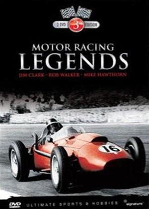 Motor Racing Legends Online DVD Rental