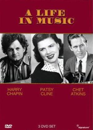 Rent Patsy Cline, Harry Chapin and Chet Atkins: Life in Music Online DVD Rental