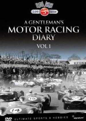Gentlemen's Motor Racing Diary: Vol.1 Online DVD Rental
