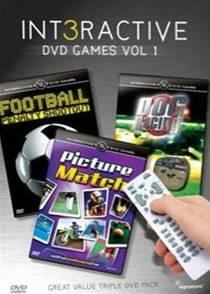 Rent Interactive Games: Vol.1 Online DVD Rental