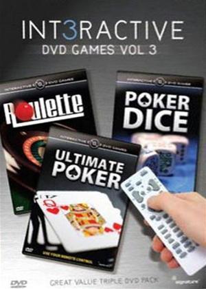 Rent Interactive Games: Vol.3 Online DVD Rental