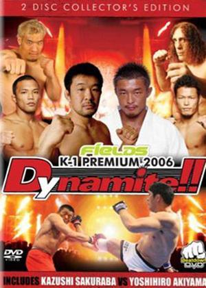 K-1 Dynamite 2006: Collector's Edition Online DVD Rental