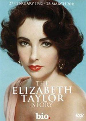 The Elizabeth Taylor Story Online DVD Rental