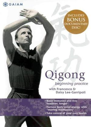 Rent Qigong Beginning Practice Online DVD Rental