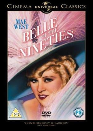 Belle of the Nineties Online DVD Rental