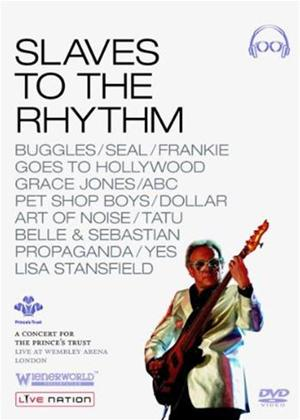 Trevor Horn: Slave to the Rhythm Online DVD Rental