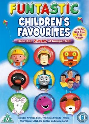 Rent Children's Favourites: Funtastic Online DVD Rental