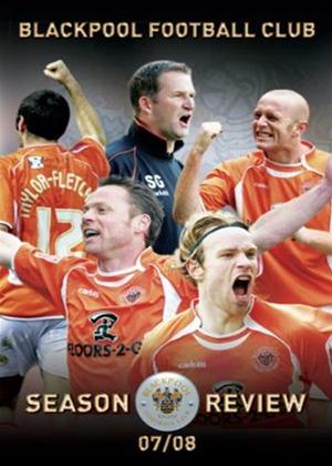 Blackpool F.C.: Series 2007/2008 Online DVD Rental