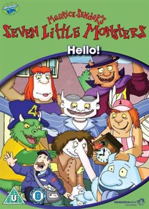 Seven Little Monsters: Hello! Online DVD Rental