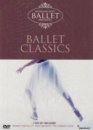 Rent Ballet Classics Online DVD Rental