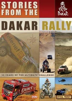 Rent Stories of the Dakar Rally Online DVD Rental