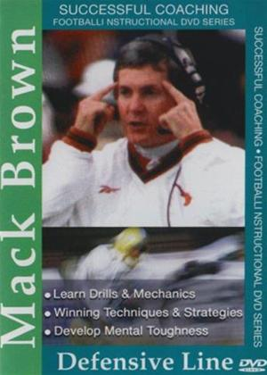 Successful Coaching American Football: Mack Brown Defensive Online DVD Rental