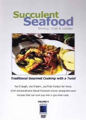 Gourmet Cooking: Succulent Seafood Online DVD Rental