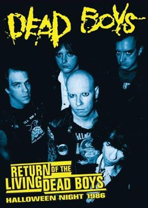 Dead Boys: Return of the Living Online DVD Rental