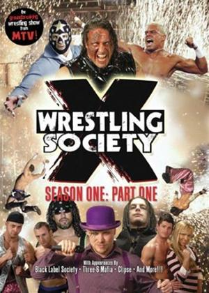 Rent Wrestling Society X: Vol.1 Online DVD Rental