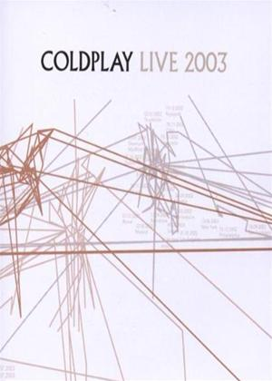 Coldplay: Live 2003 Online DVD Rental