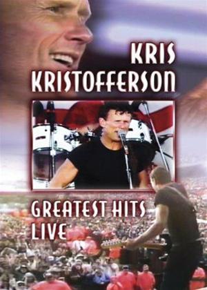 Rent Kris Kristofferson: Greatest Hits Online DVD Rental