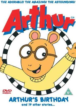 Arthur's Birthday and 19 Other Stories Online DVD Rental