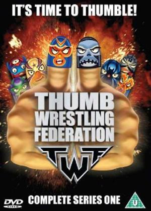 Thumb Wrestling Federation: Series 1 Online DVD Rental