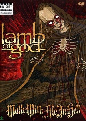 Lamb of God: Walk with Me in Hell Online DVD Rental