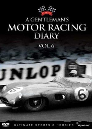 Rent Gentlemen's Motor Racing Diary: Vol.6 Online DVD Rental