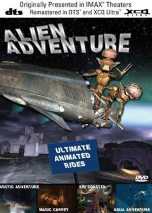 Alien Adventure Online DVD Rental