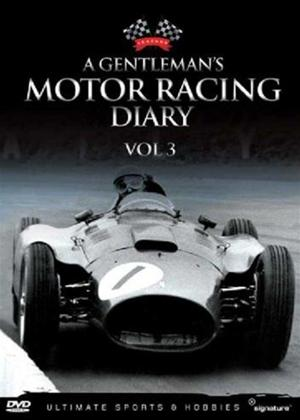 Rent Gentlemen's Motor Racing Diary: Vol.3 Online DVD Rental