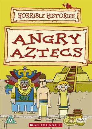 Rent Horrible Histories: Angry Aztec Online DVD Rental