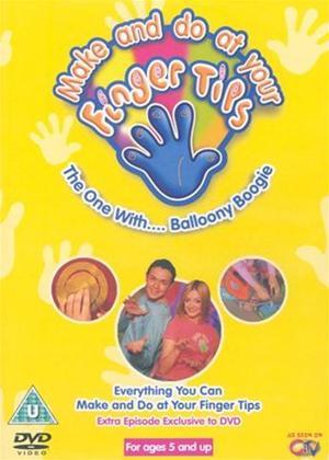 Fingertips: Baloony Boogie Online DVD Rental