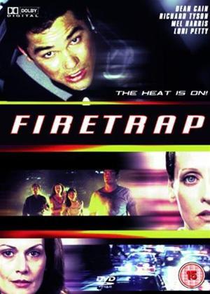 Rent Firetrap Online DVD Rental