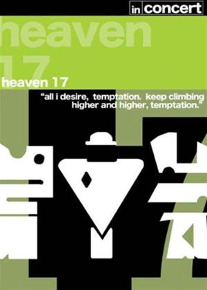 Rent Heaven 17: In Concert Online DVD Rental