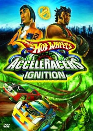 Rent Hot Wheels: AcceleRacers: Ignition Online DVD Rental