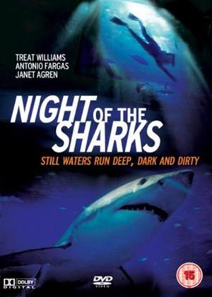 Night of the Sharks Online DVD Rental