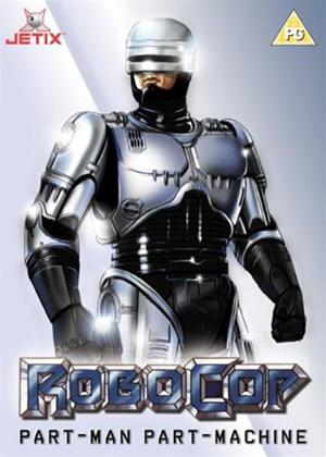 Robocop: Part Man Part Machine Online DVD Rental