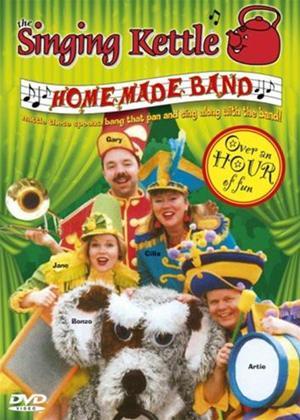 Rent Singing Kettle: Homemade Band Online DVD Rental