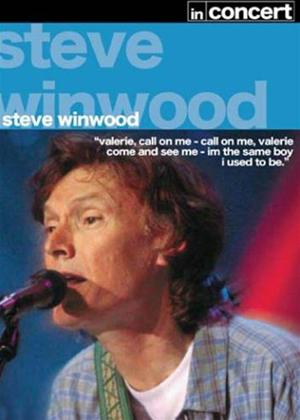 Steve Winwood: In Concert Online DVD Rental