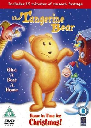 The Tangerine Bear: Home in Time for Christmas Online DVD Rental