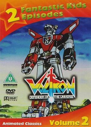 Rent Voltron: Vol.2 Online DVD Rental