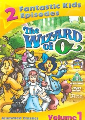Rent The Wizard of Oz: Vol.1 Online DVD Rental