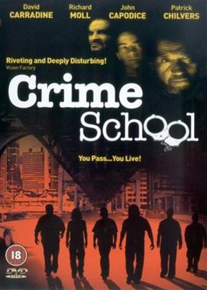 Crime School Online DVD Rental