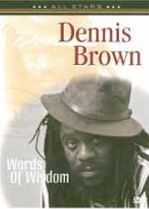 Rent Dennis Brown: Words of Wisdom Online DVD Rental